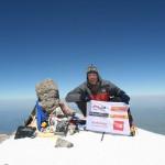 Elbrus 6542m