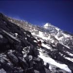 Everest topgraat