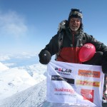 Mt McKinley 6194 m