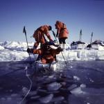 Noordpool_te water