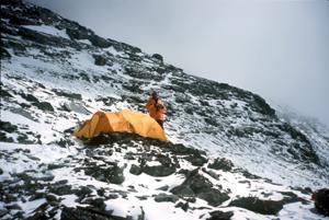 Mount Everest expeditie 2002